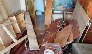 Извозване на ненужни вещи и мебели